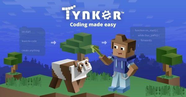 Tynker Banner
