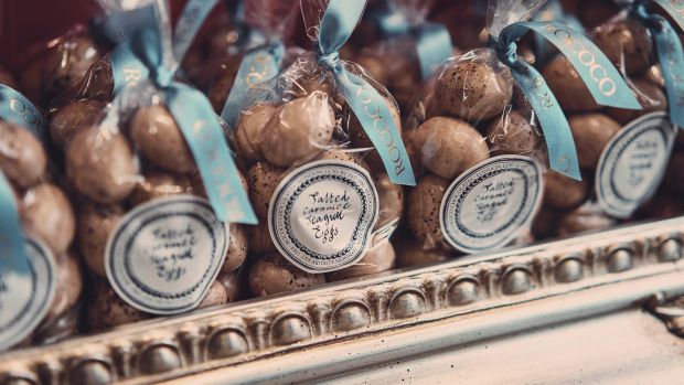 Chocolate is the UK's second-largest food and drink export, after whiskey, according to the Food and Drink Federation. Photograph: Tom Jamieson/The New York Times