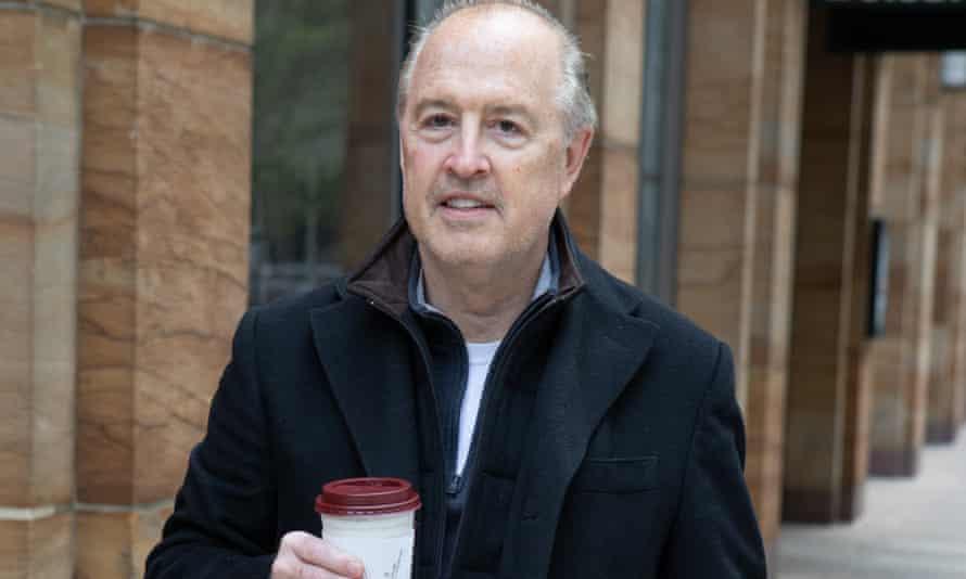 Jeff Hitt at Canary Wharf, London