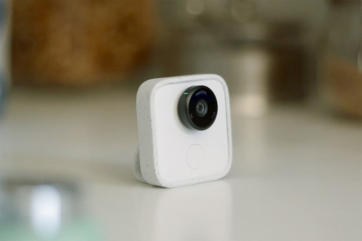 lifelogging google clips press close