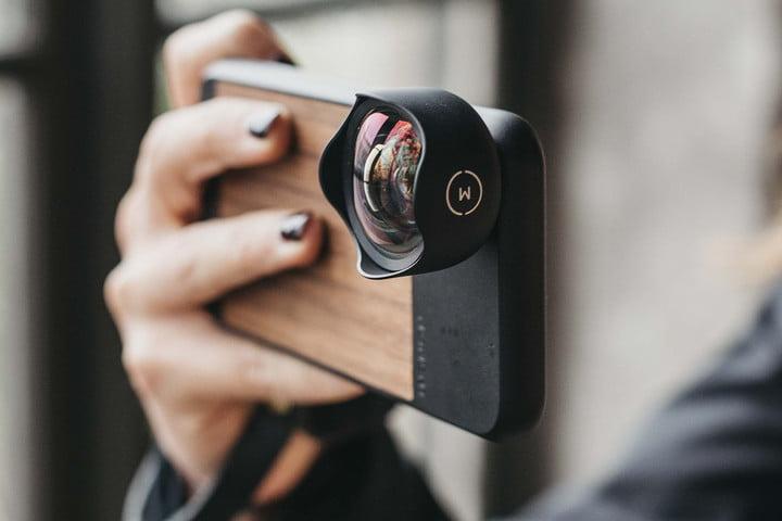 iPhone X lenses