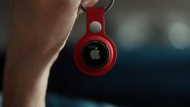 Apple introduces Air Tags