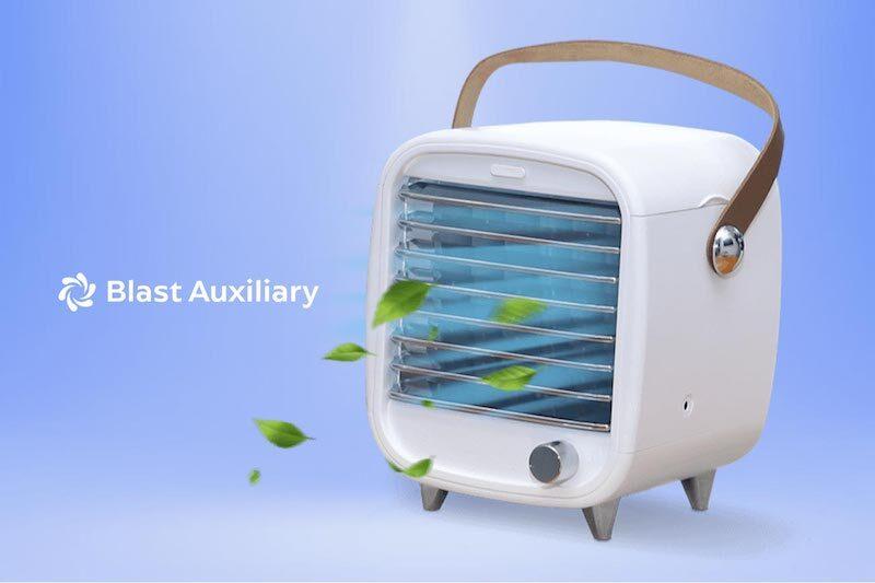 blast auxiliary