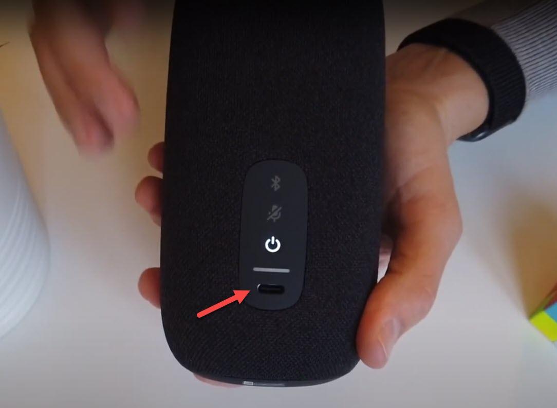 JBL Link Portable Not Charging Problem