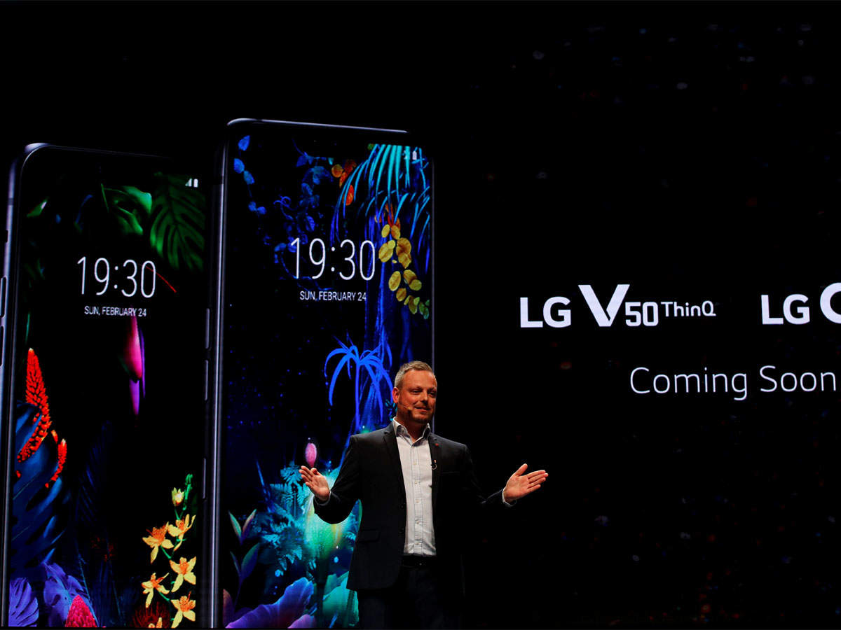 LG was sandwiched between competitive entry to mid-tier offerings from Chinese brands on the one hand and Apple, Samsung, OnePlus in the premium segment on the other in the fierce India market.