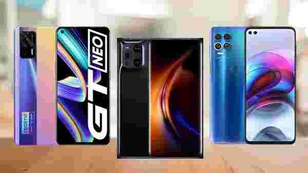 List Of Smartphones To Expected To Launch In April 2021