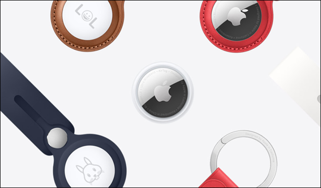 AirTags with Emoji