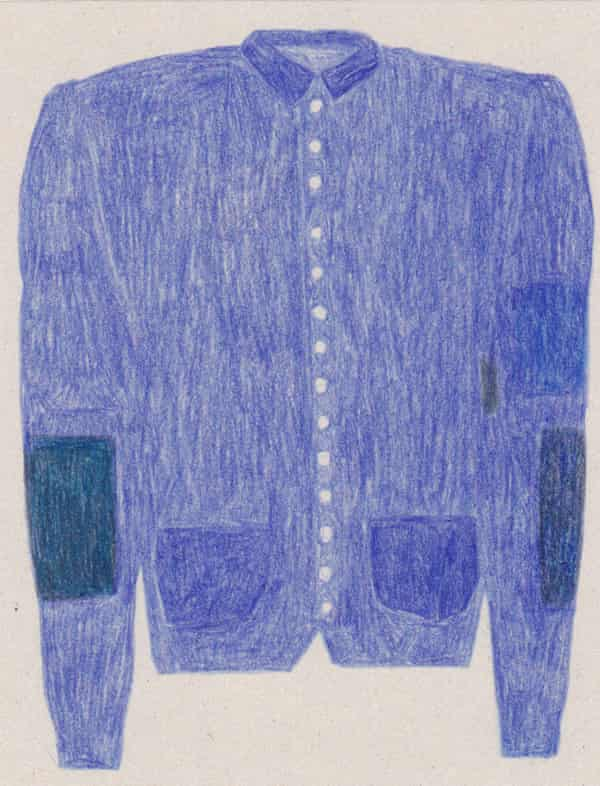 Blue Workware Jacket