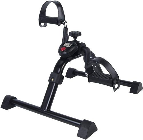 Vaunn desk bike in black