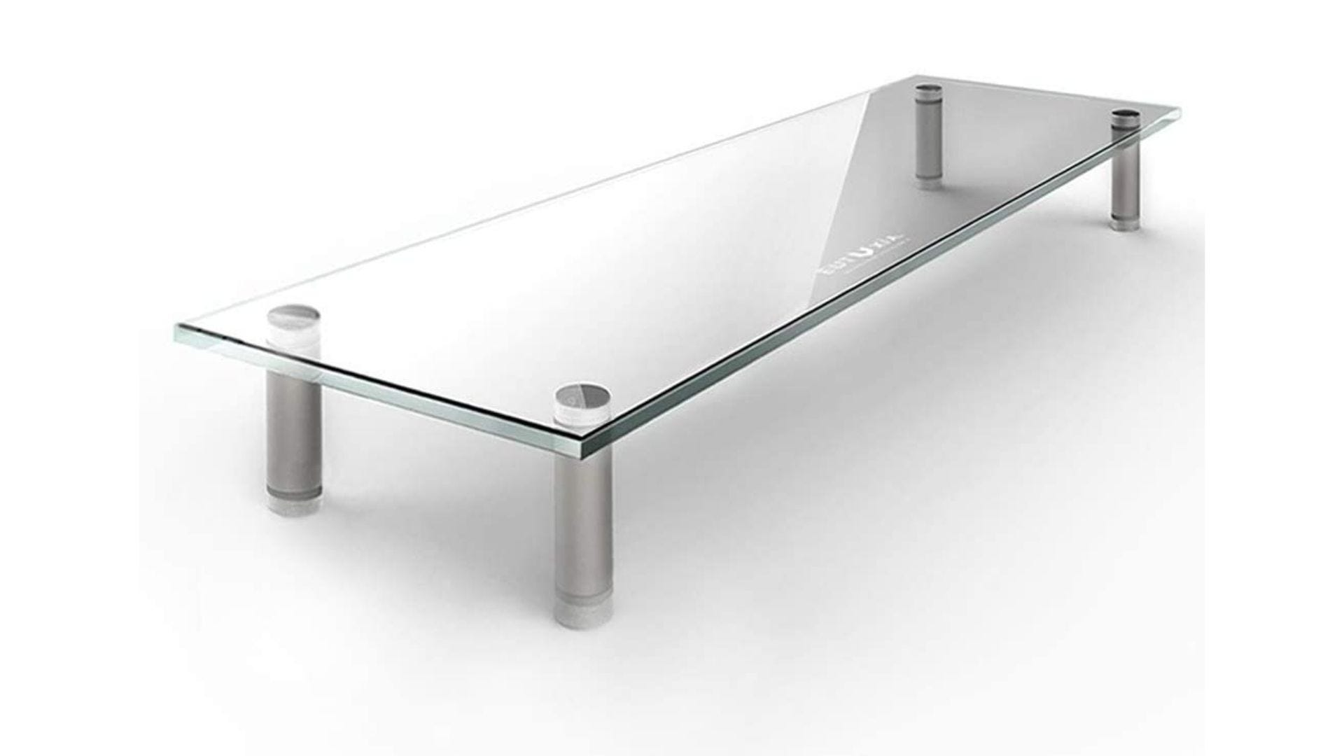 Eutuxia Type-M Tempered Glass Monitor Stand