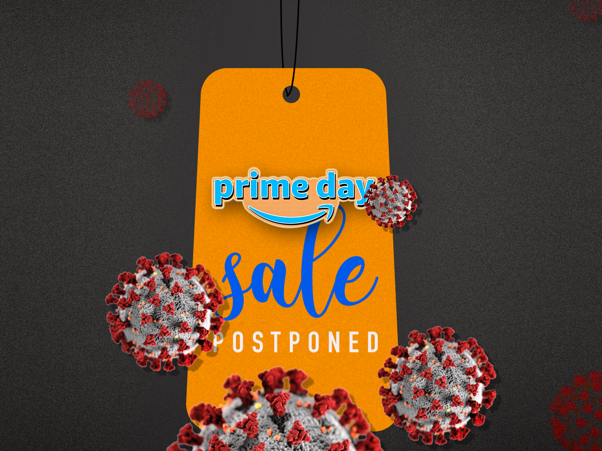 Amazon Prime Day sale postponed
