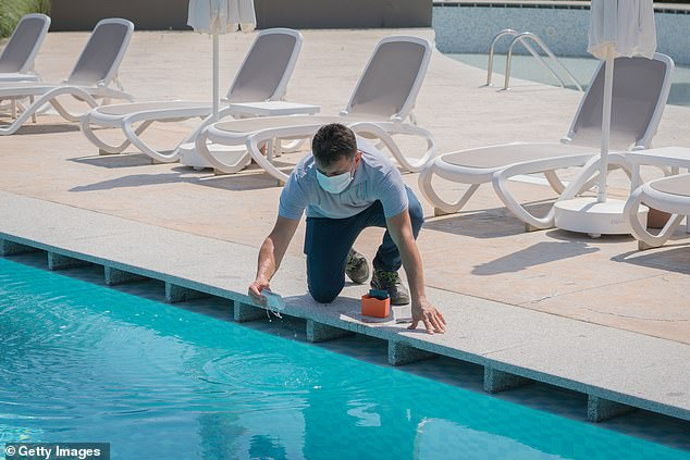 Because of high pool use during pandemic lockdowns, chlorine prices jumped 37 percent in March, and could climb another 60 percent from June to August