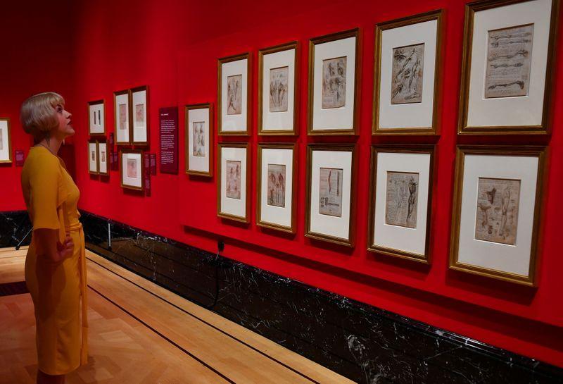 Da Vinci's 'Head of Bear' drawing seen fetching up to $16 million