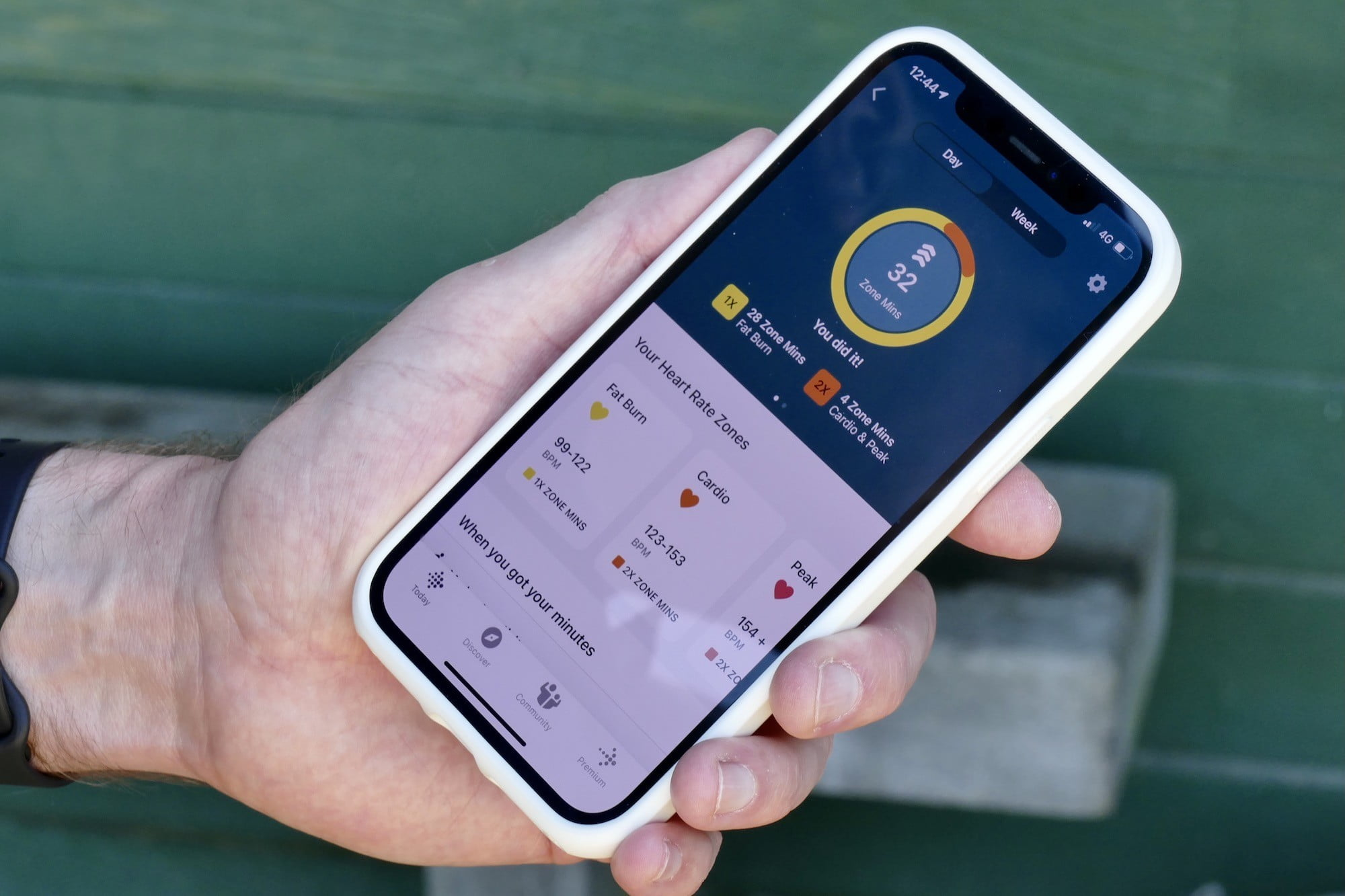 fitbit versa 3 review app workout