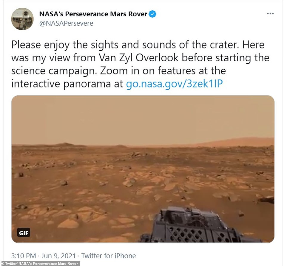In addition to searching for signs of ancient microscopic life, the rover will study Jezero Crater's geology and look for signs of past habitability