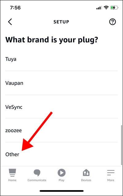 Alexa smart plug brand names