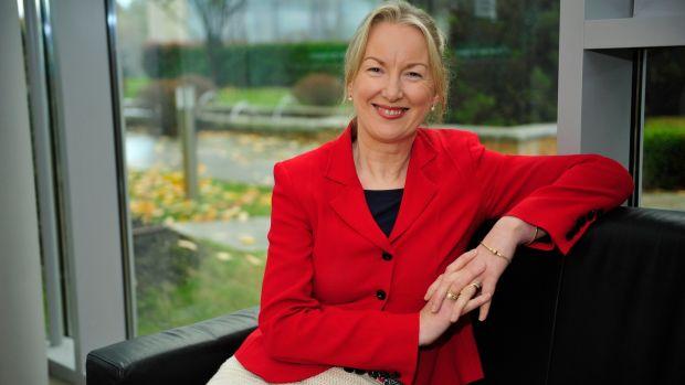 Siobhan Talbot, group managing director of Glanbia