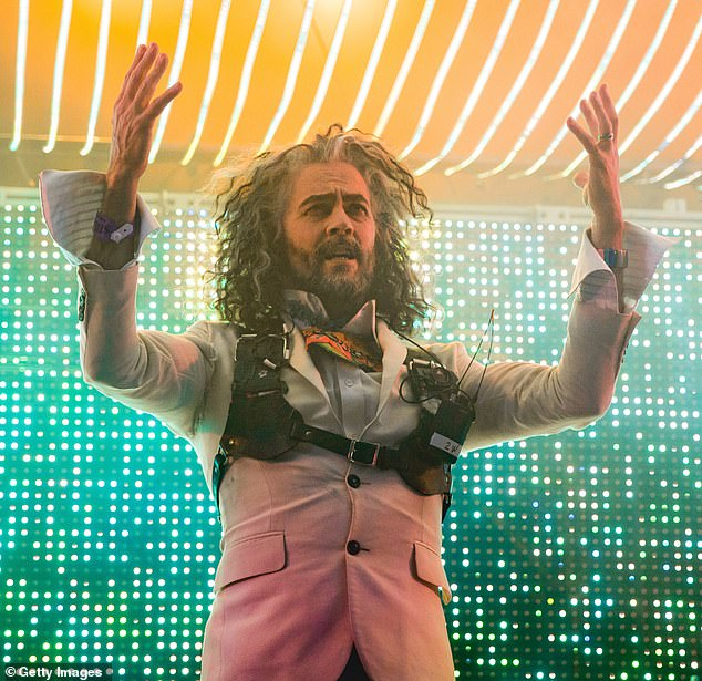 Front man and singer Wayne Coyne shared how he and his bandmates hope Elon Musk could help them become the first band to play on the International Space Sattion