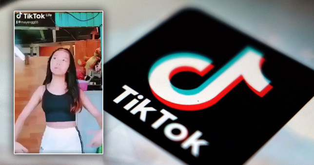 A video of a teenage girl dancing turned into a beheading scene on TikTok