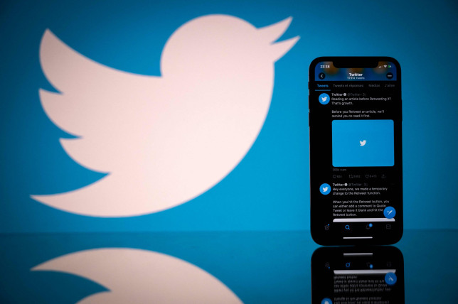Twitter is finally giving users the option to edit, as long as they pay for it (AFP)