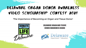 Organ Donor Video Contest logos