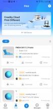 Creality Cloud mobile app - Creality HALOT-ONE 3D printer review