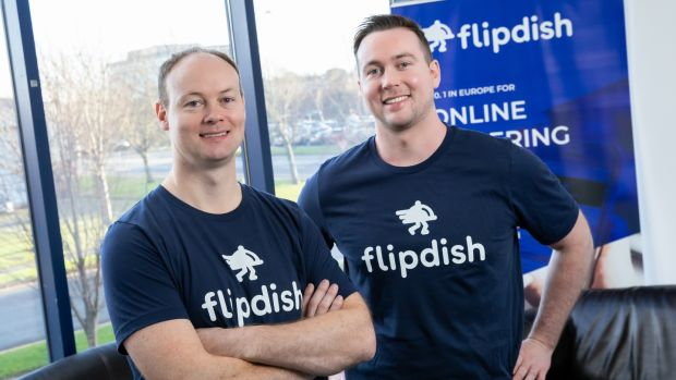 Conor and James McCarthy of Flipdish.