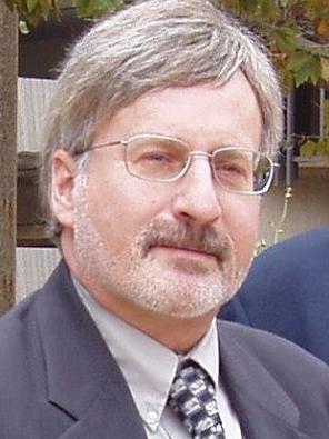 A head shot of Dr Stephen Thaler.