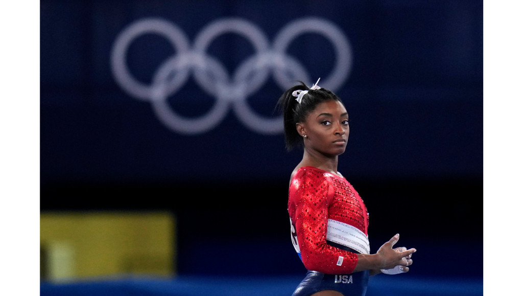 Simone Biles will not defend Olympic all-around gymnastics ...