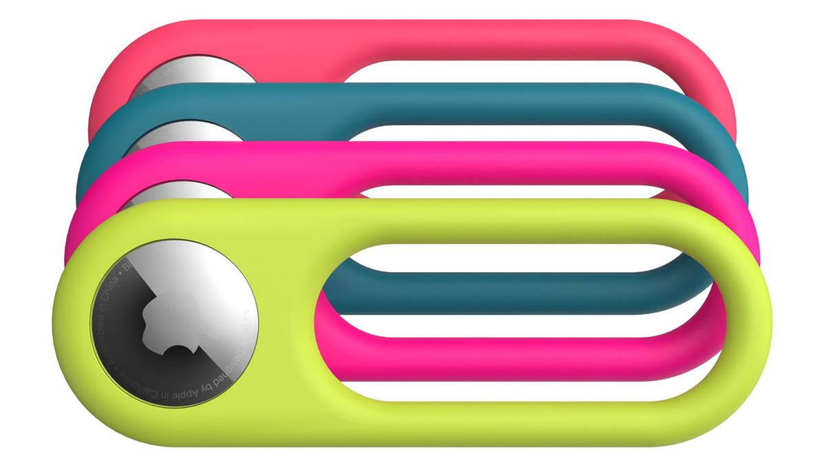 Speck Presidio SiliLoop in four neon colors
