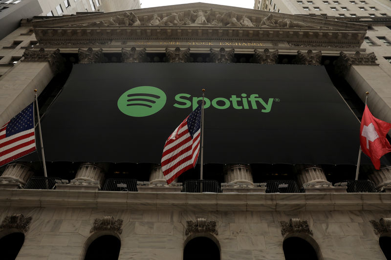 Spotify Slumps As Monthly Active Users Come Below Guidance