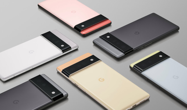 Google has given us the first official glimpse of the next version of the Pixel phone (Google)