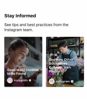 Instagram brand inspiration