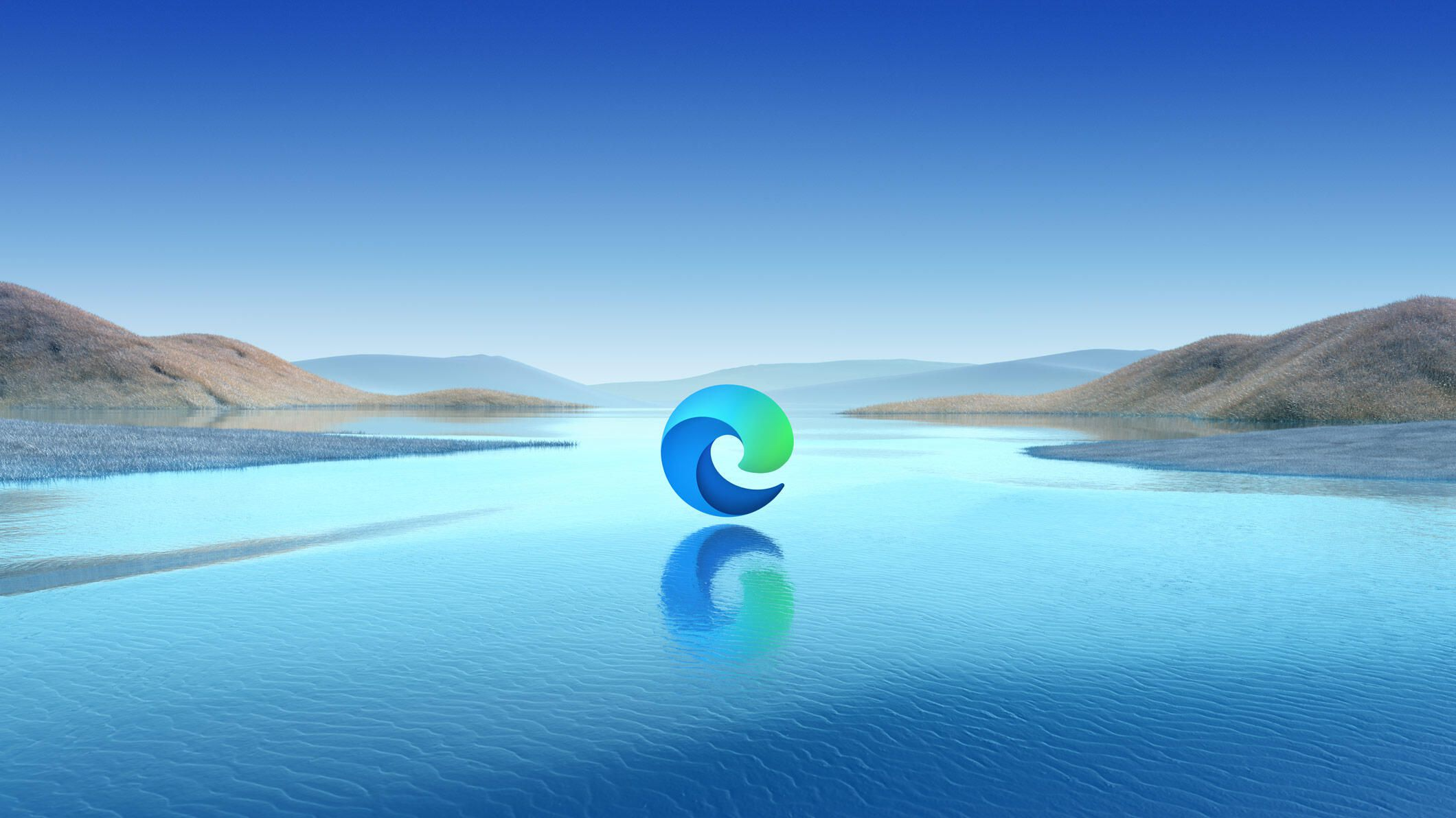 Microsoft Edge icon and logo