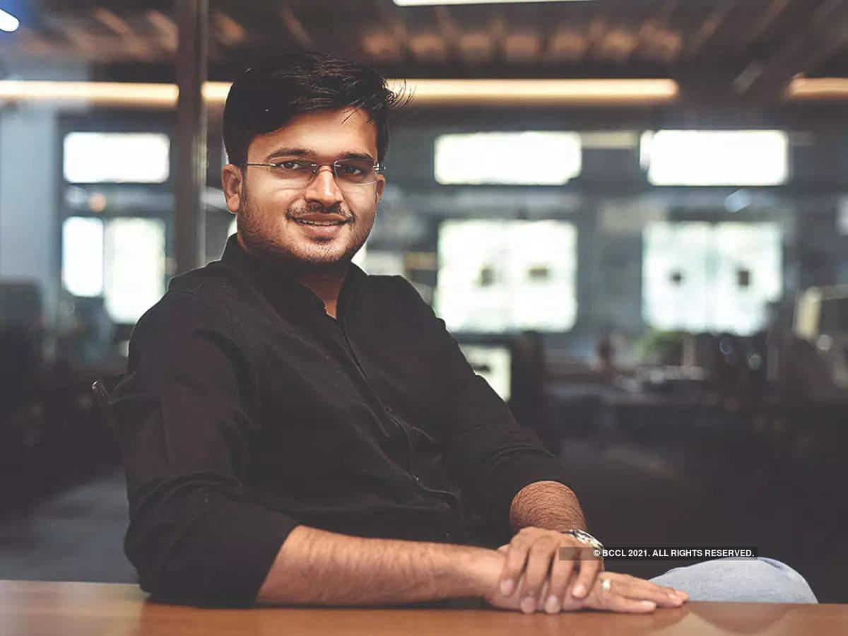 Pharmeasy CEO Siddharth Shah