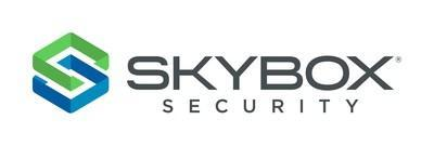 Skybox Security logo (PRNewsfoto/Skybox Security)