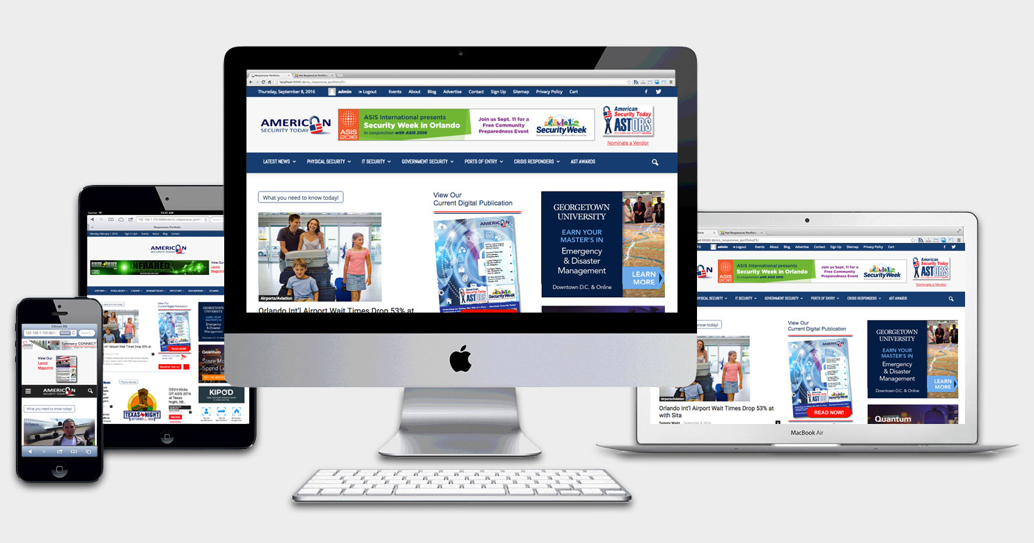 AST puts forward the Largest and Most Qualified Circulation in Government with Over 75,000 readers on the Federal, State and Local levels.