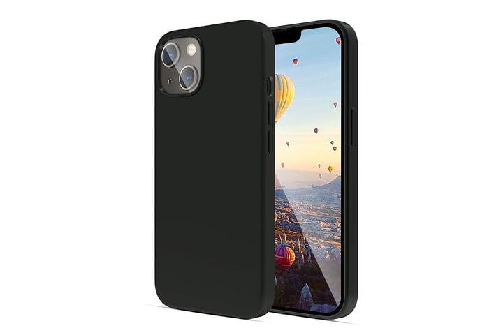 Pulen Liquid Silicone Case for iPhone 13.