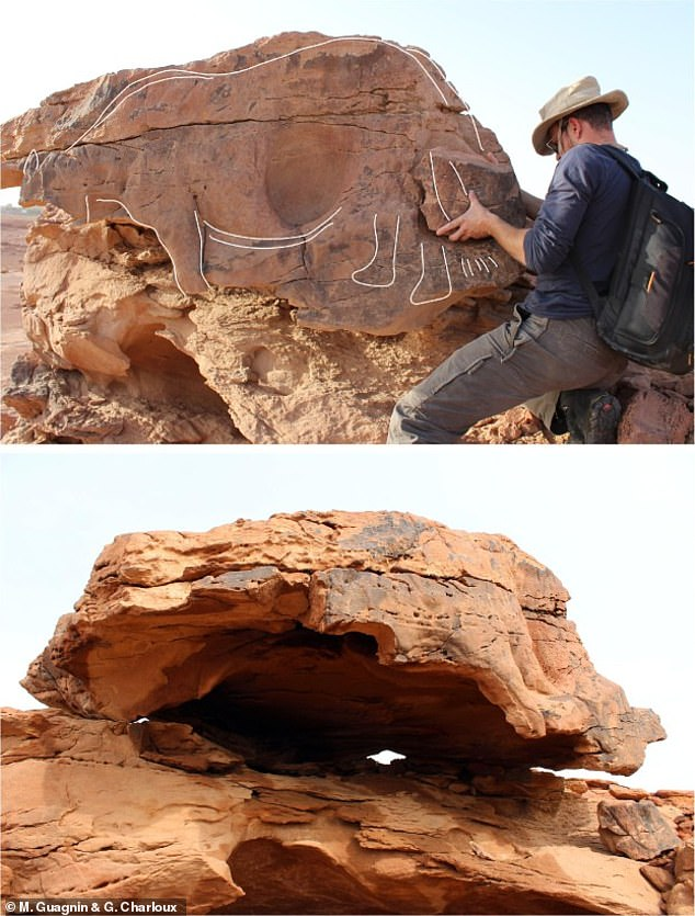 It had previously been estimated that the 21 camel, horse and other equid figures — found covered in stone in the Saudi desert in 2018 — were about 2,000 years old and had been made after the end of the Iron Age