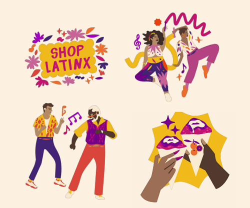 Facebook Latin and Hispanic Heritage Month guide