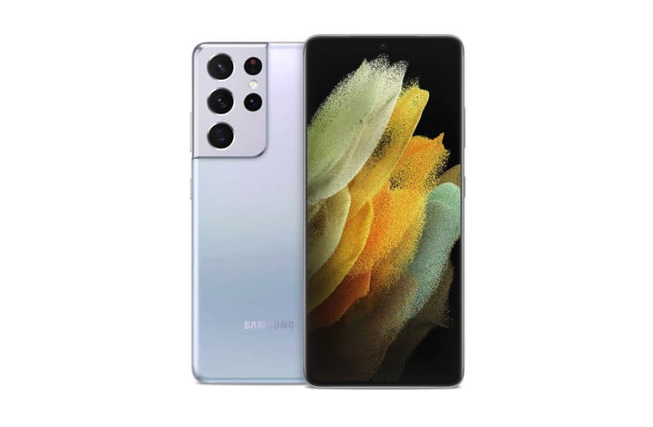 Samsung Galaxy S21 Ultra 5G.