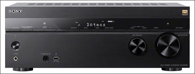 Sony STR-DN1080 7.2-ch Surround Sound Home Theater AV Receiver