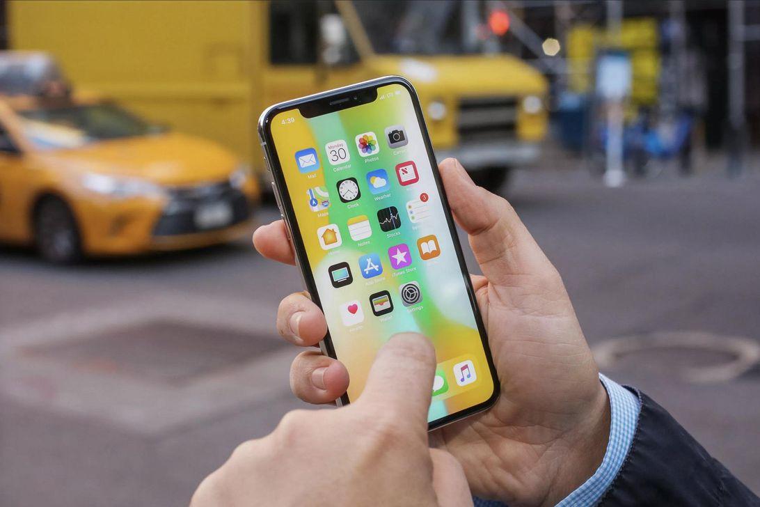 CNET iPhone X