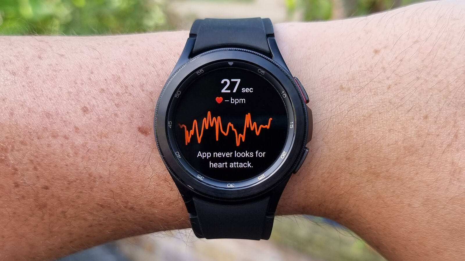 Samsung Galaxy Watch 4 Classic AFib