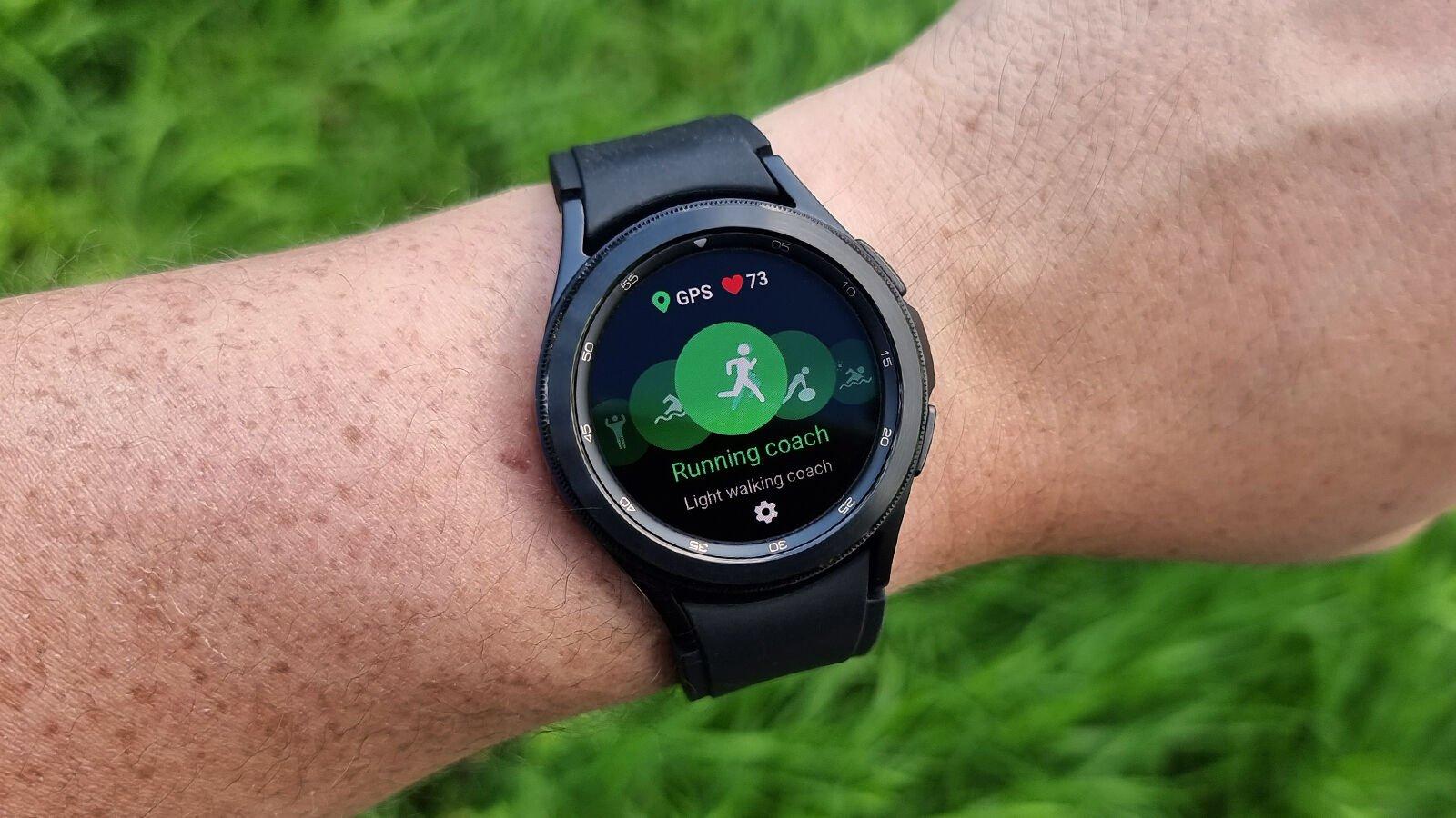 Samsung Galaxy Watch 4 Classic Samsung Health
