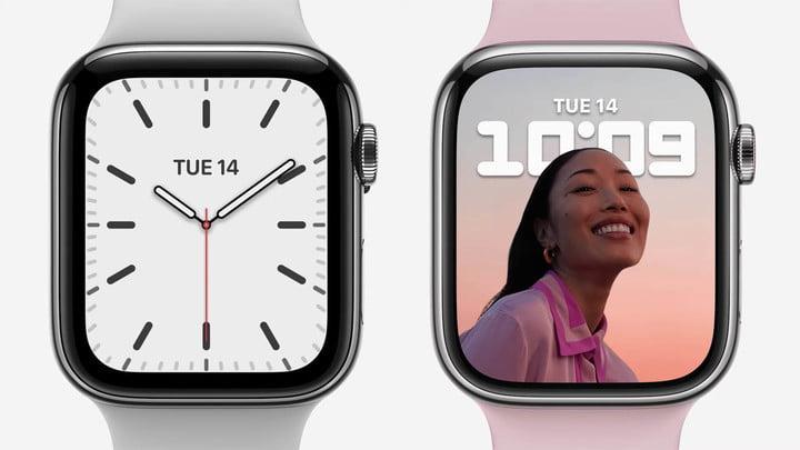 Apple Watch Series 6 vs. Series 7.