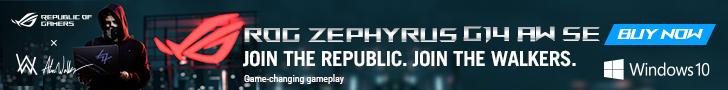 ROG Zephyrus G14 x Alan Walker