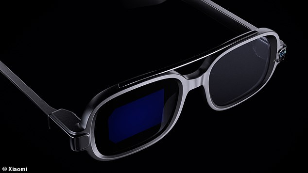 Xiaomi debuted it concept for a pair of smart glasses on Tuesday
