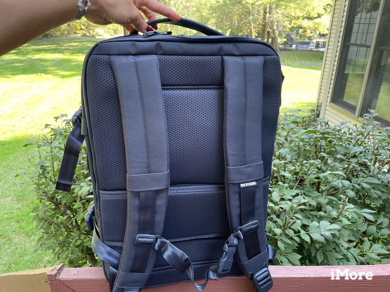 Incase Travel Pack Lifestyle Back View