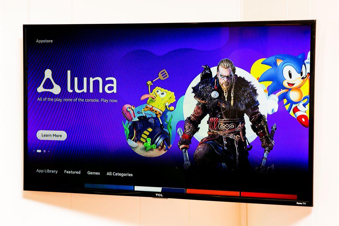 Amazon Luna Gaming